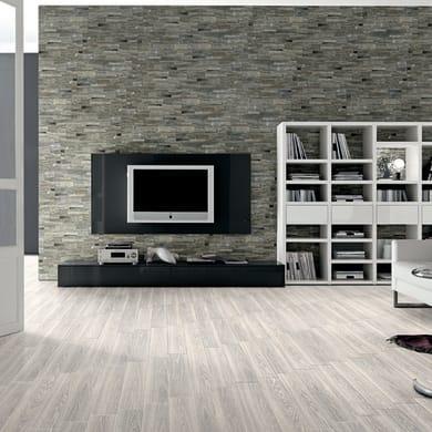 Rivestimento Granito L 62 x H 31 cm nero