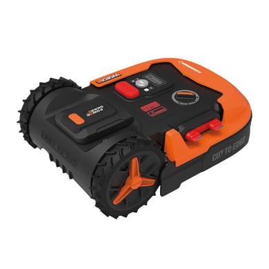 Robot tagliaerba WORX ROBOT RASAERBA LANDROID L1000 batteria litio (li-ion) 20 V