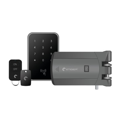 Serratura elettronica smart lock ETIGER Kit base smart + tastierino touch