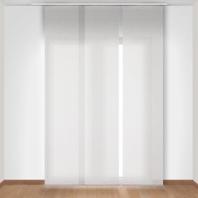 Pannello giapponese INSPIRE Lino grigio 60x300 cm