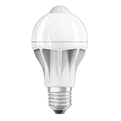 Lampadina LED E27 goccia bianco caldo 9W = 806LM (equiv 60W) 200° OSRAM