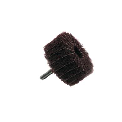 Spazzola per trapano TIVOLY in tela abrasiva Ø 60 mm