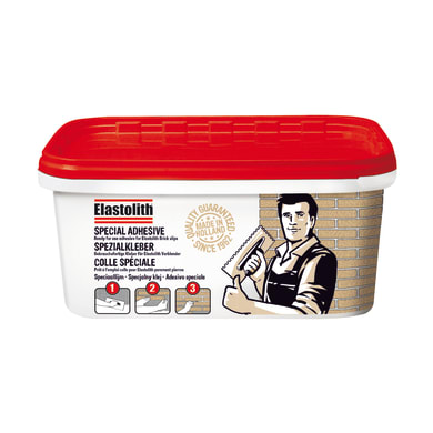 Colla in pasta Elastolith ELASTOLITH 5 kg testa di moro