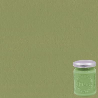 Colore acrilico FLEUR Bamboo 0.33 L verde opaco