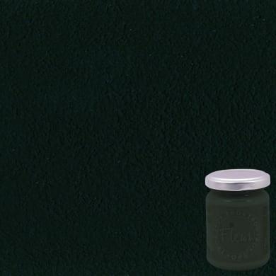 Colore acrilico FLEUR Black 0.33 L nero opaco