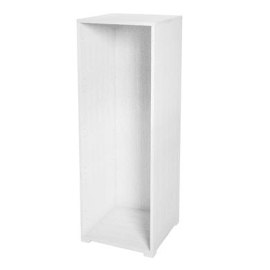 Struttura Spaceo L 45 x H 128 x P 45 cm bianco