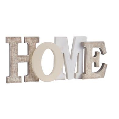 Scritta Home New 40x16.5 cm