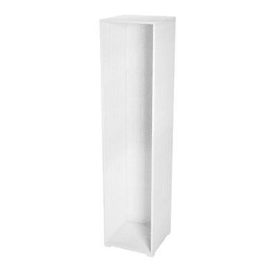 Struttura Spaceo L 45 x H 192 x P 45 cm bianco