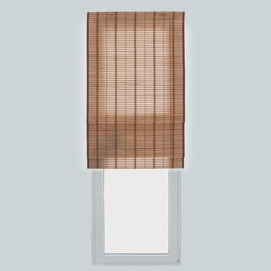 Tenda a pacchetto INSPIRE Saigon legno naturale 45x250 cm