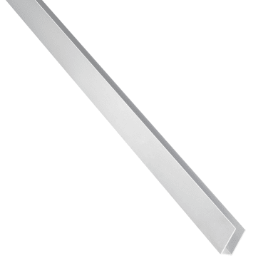 Profilo u STANDERS in alluminio 2.6 m x 0.8 cm