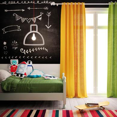 Tappeto Playfull in cotone, tessuto a mano, multicolor, 160x230 cm