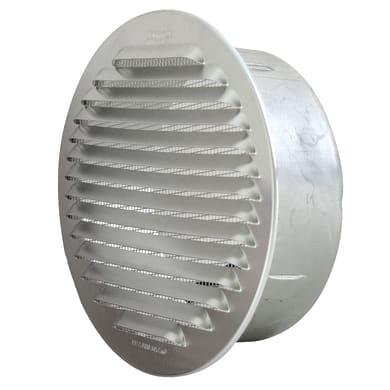 Griglia d'aerazione per camino Ø 115 mm