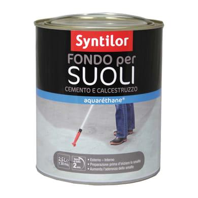 Primer SYNTILOR base acqua interno / esterno per suoli 2.5 L
