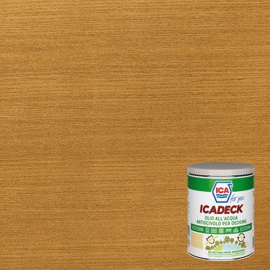 Olio protettivo ICA FOR YOU Icadeck liquido 0.75
