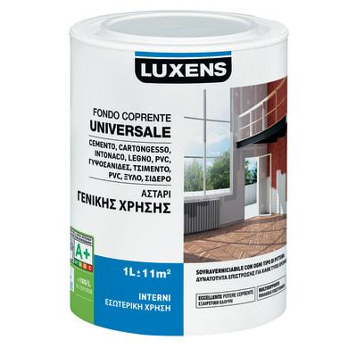 Primer precolorazione LUXENS Universale bianco 1 L