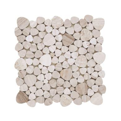 Mosaico Cottage Grey H 0.8 x L 31.6 cm grigio