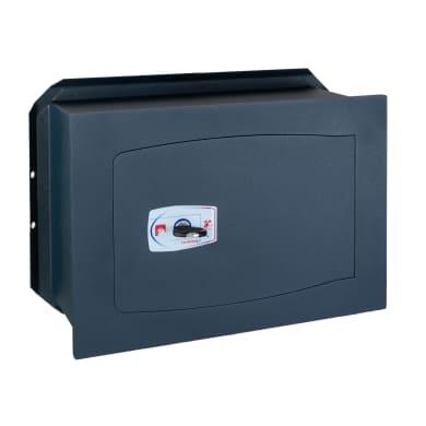 Cassaforte a chiave TECHNOMAX da murare L39 x P20 x H27 cm