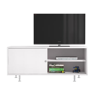 Mobile per TV L 128 x H 55 x P 45 cm
