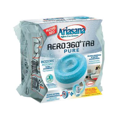 Assorbitore di umidità HENKEL Ariasana Aero 360° tab neutro 450 gr