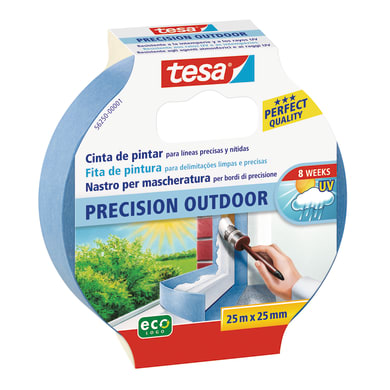 Nastro mascherante TESA Precision Outdoor 25 m x 25 mm esterno