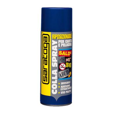 Colla spray acrilico Riposizionabile in spry 400 ml