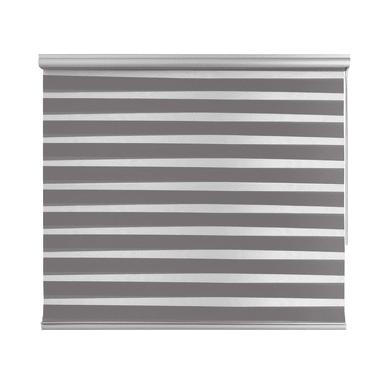 Tenda a rullo Platinum grigio 80 x 250 cm