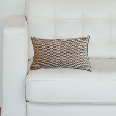 Fodera per cuscino Minesota ecru 50x30 cm