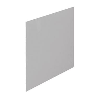 Pannello di rivestimento vasca laterale Alba acrilico bianco L 70 x H 53 cm