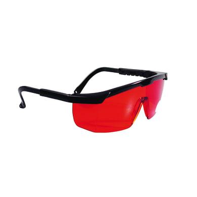 Sopra occhiali rosso STANLEY Occhiali GL1 per uso con livelle laser