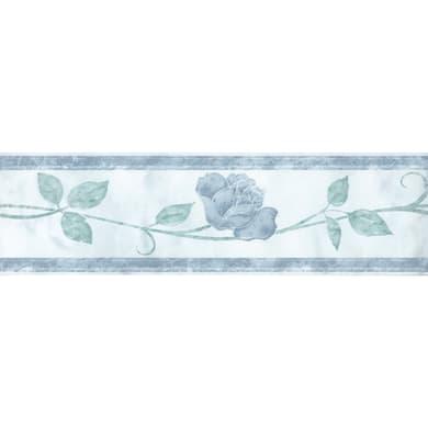 Listello Marmor azzurro L 25 x H 8 cm