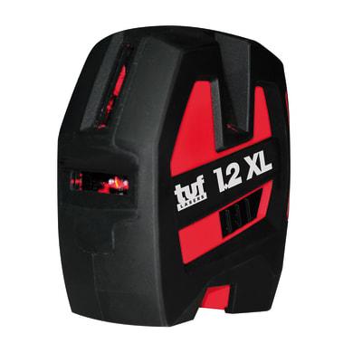 Livella laser PT 1.2 XL rosso