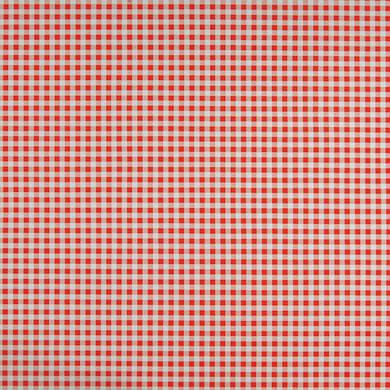 Tovaglia Cerata rosso 140x220 cm