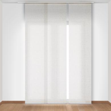 Pannello giapponese INSPIRE Scandi avorio 60x300 cm