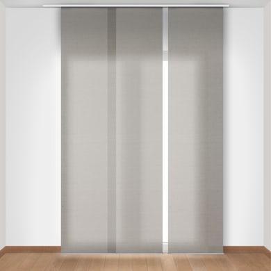 Pannello giapponese INSPIRE resinato Scandi marrone 60x300 cm
