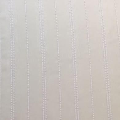 Tendina vetro Ikaria bianco tunnel 60 x 150 cm