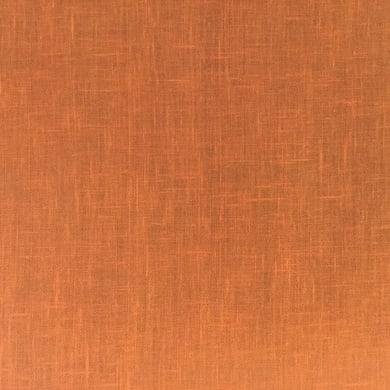 Tendina vetro Kinaros arancione tunnel 60 x 150 cm