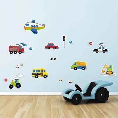 Sticker Traffic 47.5x70 cm
