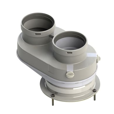Kit sdoppiatore per Junkers/Bosch