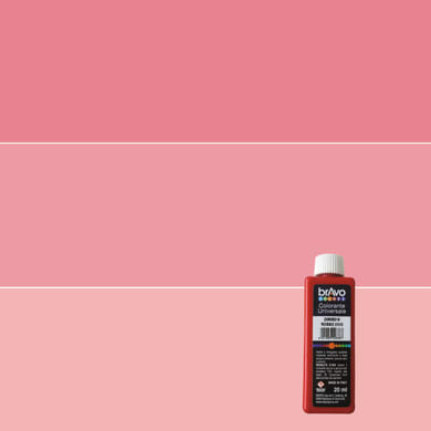 Colorante liquido Luxens 20 ml rosso vivo