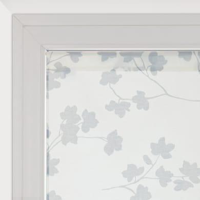 Tendina vetro Lilly panna tunnel 43 x 230 cm