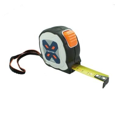 Flessometro pieghevole DEXTER acciaio laminato 5 m