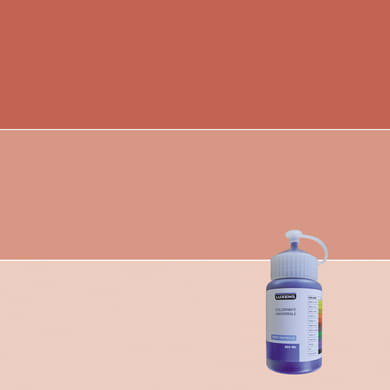 Colorante liquido LUXENS 250 ml rosso ossido