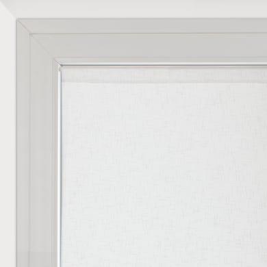 Tendina vetro Manuela naturale tunnel 75 x 160 cm