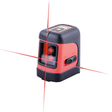 Livella laser Tool IT rosso