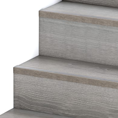 Profilo soglia simple-fix 38 36 mm x 95 cm