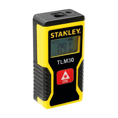 Misuratore laser classe 2 STANLEY TLM30 distanza max 9 m