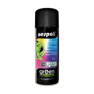 Smalto spray RAL 9005 nero lucido 0.0075 L
