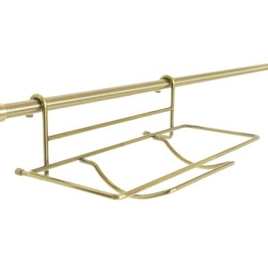 Barra sottopensile in metallo 33 x 13 cm
