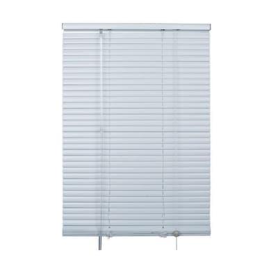 Veneziana INSPIRE Alu in alluminio, bianco, 120x175 cm