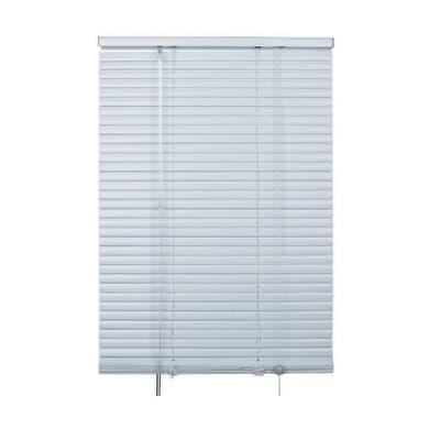 Veneziana INSPIRE Alu in alluminio, bianco, 80x175 cm